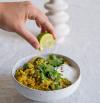 Dahl de légumes verts au collagène