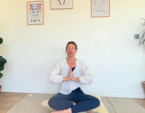 Kriya Yoga Kundalini